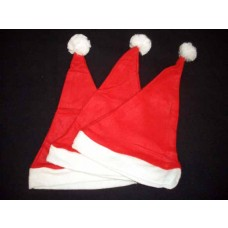 Santa Hat with Bobble