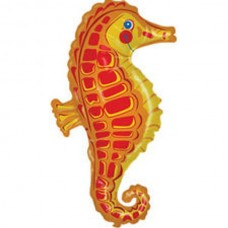 "36"" Foil Balloon - Sea Horse"