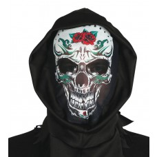 Skeleton Hood - Day of the Dead