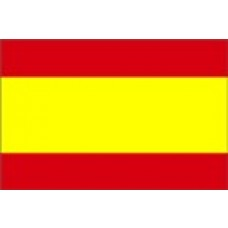 Large Polyester Flag - Spain