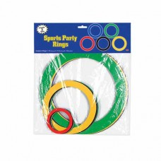 Sporty Party Rings