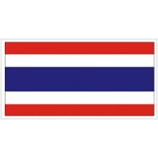 Hand Held Flags - Thailand