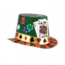 Casino Night Top Hat