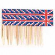 Union Jack Flag Picks