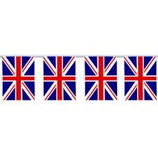 Flag Bunting - Union Jack 10m