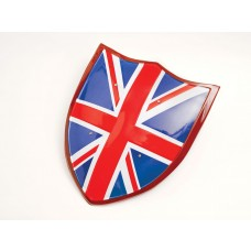 Union Jack Plastic Shield