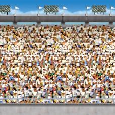 Scene Setter - Upper Deck Stadium