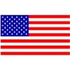 Large Polyester Flag - USA
