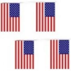Flag Bunting - USA 10m