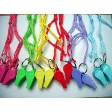 Whistle on Lace - Assorted Colours