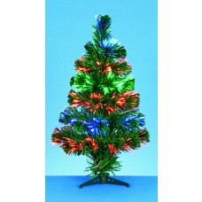 "18""/45cm B/Op LED Fibre Optic Tree"