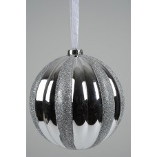 150mm Decorated Tree Bauble
