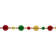 180cm Traditional Shatterproof Bead Garland