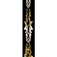 Spark Garland - Gold/Ivory